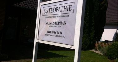Osteopathische Techniken & Physiotherapie Mona Stephan in Oldenburg in Oldenburg
