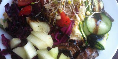 Veggiemaid vegan Snackbar in Oldenburg in Oldenburg