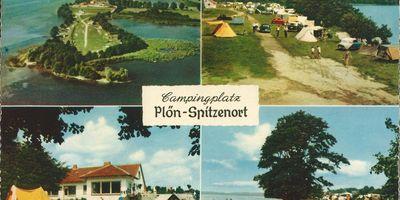Naturcamping Spitzenort in Plön