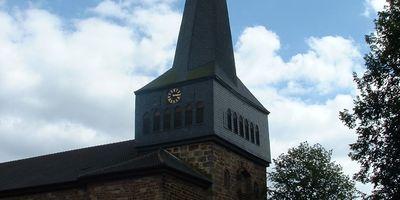 Ev.-luth. St. Johannis-Kirche in Uslar