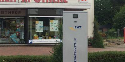 EWE Go Ladestation - Parkplatz Bley in Garrel