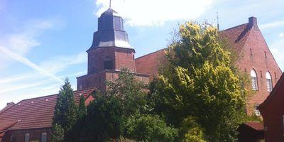 Vincenz und Gertrud Kirche in Ihlow Kreis Aurich