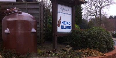 Blume Heiko Spirituosen in Friedeburg in Ostfriesland