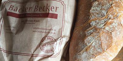 Bäcker Becker Inh. Christian Brück in Delmenhorst