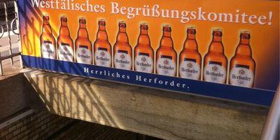 Herforder Brauerei GmbH & Co. KG in Hiddenhausen