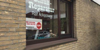 Schumachermeister Ralf Ackermann in Delmenhorst