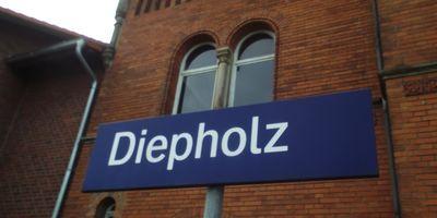Bahnhof Diepholz in Diepholz