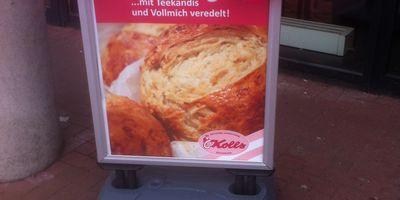 Bäckerei Konditorei Kolls im famila Markt in Quickborn Kreis Pinneberg