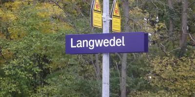 Bahnhof Langwedel in Langwedel Kreis Verden