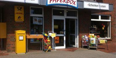 Paperbox in Sandkrug Gemeinde Hatten