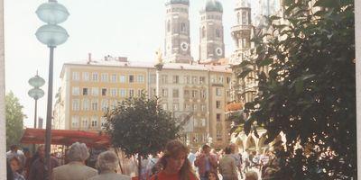 Frauenkirche - Dom Zu Unserer Lieben Frau in München