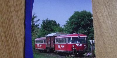 Moorexpress - Eisenbahnen und Verkehrsbetriebe Elbe-Weser GmbH in Zeven