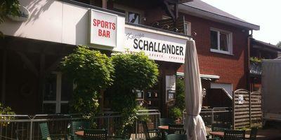 Kneipe Schallander in Garrel