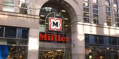 MÜLLER Drogeriemarkt in Halle an der Saale