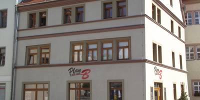 Plan B Cafe-Bar in Lutherstadt Eisleben