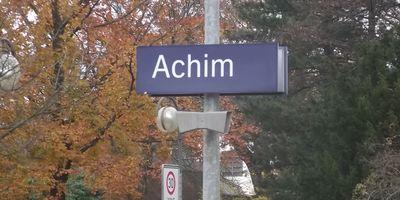 Bahnhof Achim in Achim bei Bremen