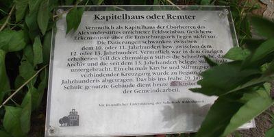 Alexanderkirche, ev.-luth. Kirchenbüro Selke Matthias Pastor in Wildeshausen