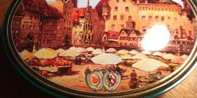 Lebkuchen-Schmidt, Ganzjahresladen in Nürnberg