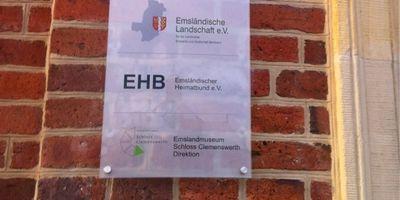 Emsl. Heimatbund e. V. u. Emsl. Landschaft e. V. in Clemenswerth Gemeinde Sögel