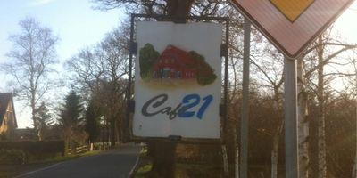 Cafe 21 in Berne
