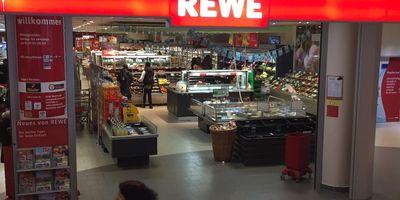 REWE in Hamburg