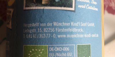 Münchner Kindl Senf GmbH in Fürstenfeldbruck