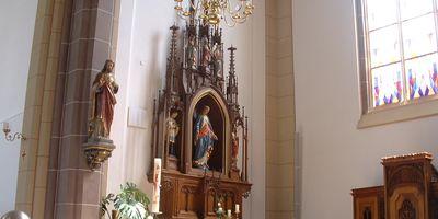 Kath.Kirchengemeinde St.Vitus Visbek Pfarrbüro in Visbek Kreis Vechta