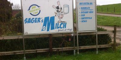 Milchtankstelle Sager in Elsfleth