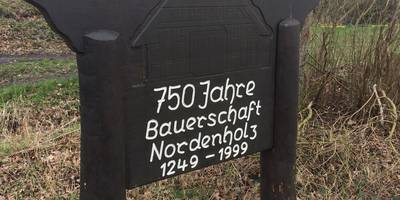 Martin-Luther-Gemeindehaus Jugendbüro in Nordenholz Gemeinde Hude in Oldenburg