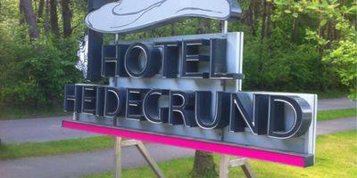 Hotel Heidegrund in Petersfeld Gemeinde Garrel