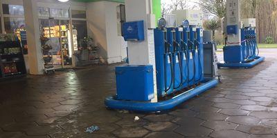 ARAL CNG Tankstelle in Itzehoe