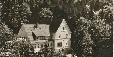 Bielefelder Naturfreundehaus in Oerlinghausen