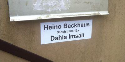 Heiko Backhaus in Brake an der Unterweser