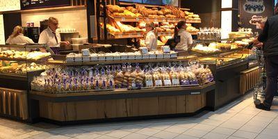 Bäcker Ganseforth im Multi Nord in Leer in Ostfriesland