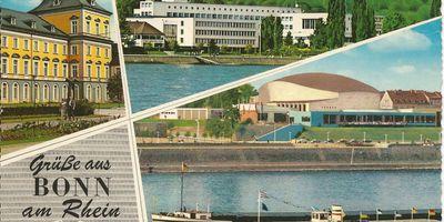 Stadtbibliothek Bad Godesberg in Bonn Bad Godesberg