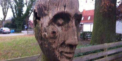 Skulpturenufer Hude in Hude in Oldenburg