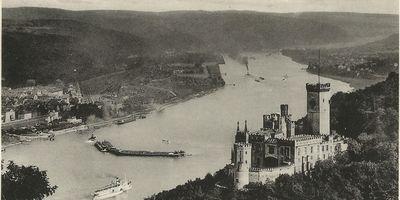 Schloss Stolzenfels in Koblenz am Rhein