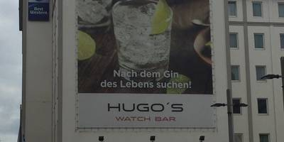 Hugo's Watch Bar in Bremen