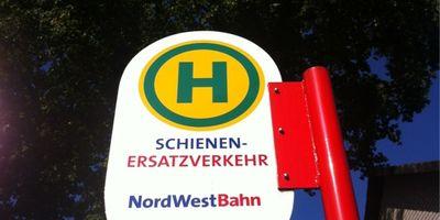 Bahnhof Hesepe in Bramsche (Hase)