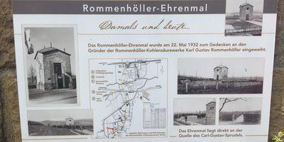 Rommenhöller Denkmal in Herste Stadt Bad Driburg