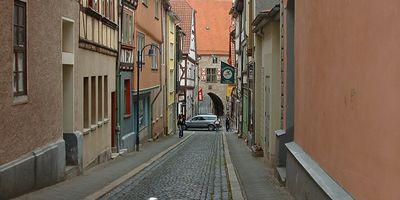 Tourist-Information in Mühlhausen in Thüringen