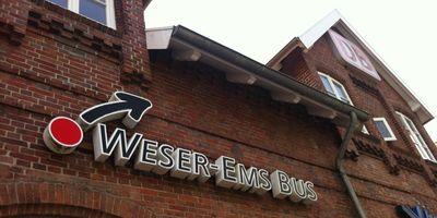 Weser-Ems Busverkehr GmbH (WEB) in Jever