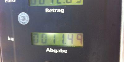 Energie Fan Tankstelle - Sprint Tank GmbH - CNG in Cottbus