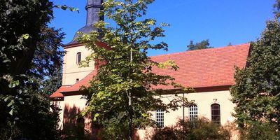 Dorfkirche Ribbeck in Ribbeck Stadt Nauen