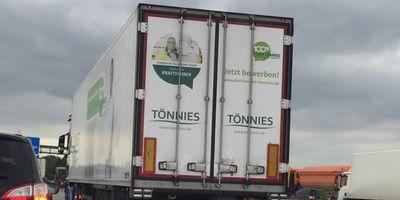 Tönnies Lebensmittel GmbH & Co. KG in Rheda-Wiedenbrück