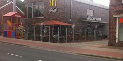 McDonald's Restaurant Christian Eckstein in Syke