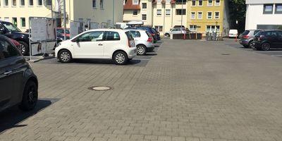 """Parkplatz """"Am Posthof"""" in Hameln"""