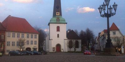 Evangelisch-Lutherische Kirche Glückstadt in Glückstadt