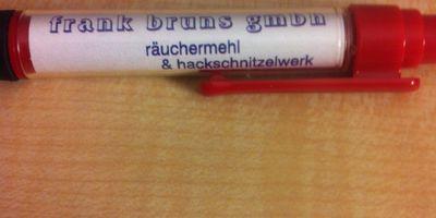 Bruns GmbH, Räuchermehl u. Räucherholz, Frank in Jeringhave Stadt Varel