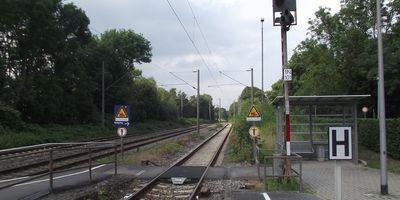 Bahnhof Berne in Berne
